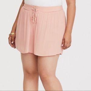Pink Torrid Shorts NWT